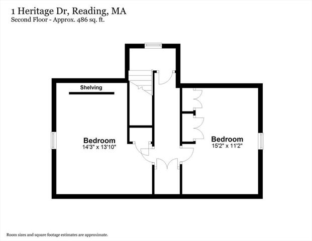 1 Heritage Drive Reading MA 01867