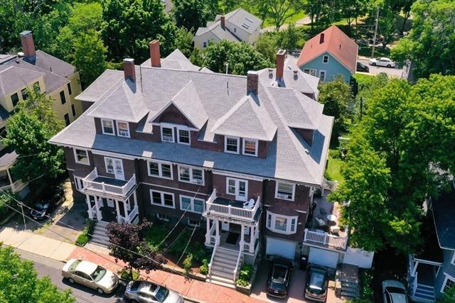 18-20 Whittier St, Cambridge, MA, 02140, Avon Hill Home For Sale