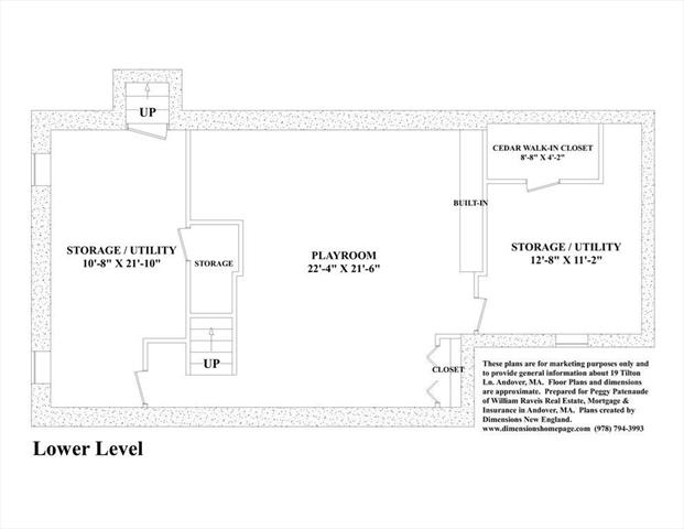 19 Tilton Lane Andover MA 01810