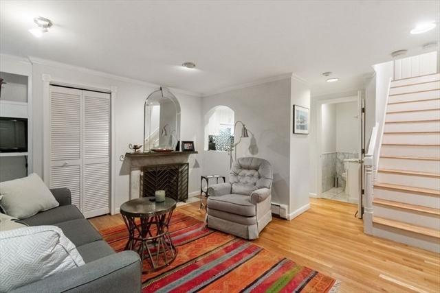 34 Lawrence Street Boston MA 2116