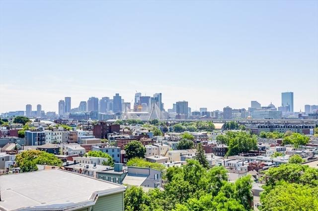 312 Bunker Hill Street, Boston, MA, 02129, Charlestown Home For Sale