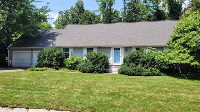 61 Bartlett Hill Road Concord MA 01742