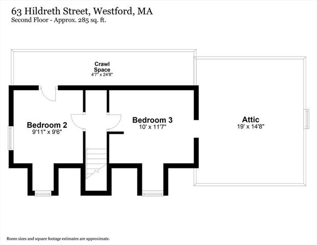 63 Hildreth Street Westford MA 01886