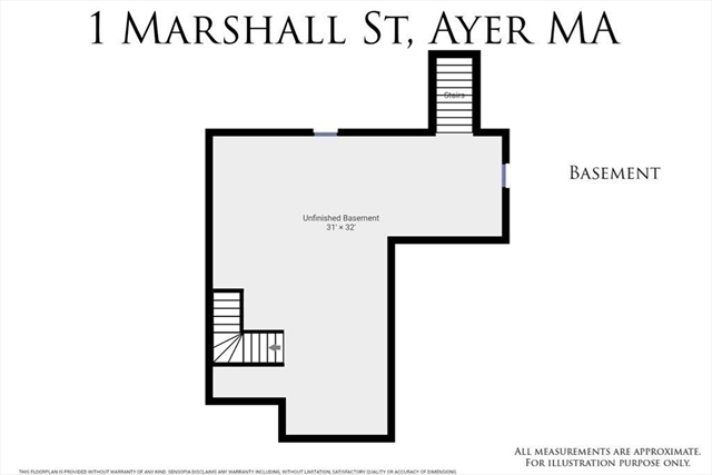 1 Marshall Street.- Ayer MA 01432