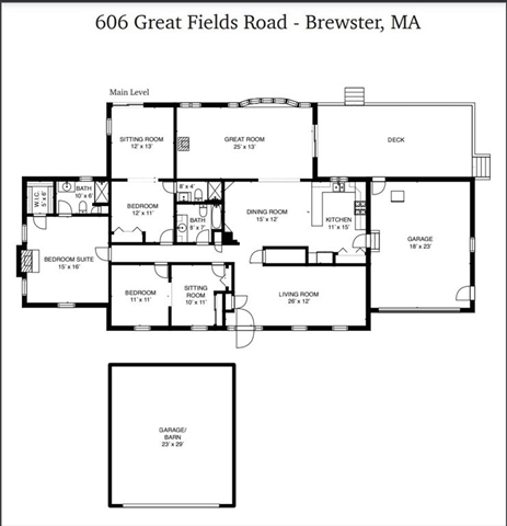 606 Great Fields Brewster MA 02631
