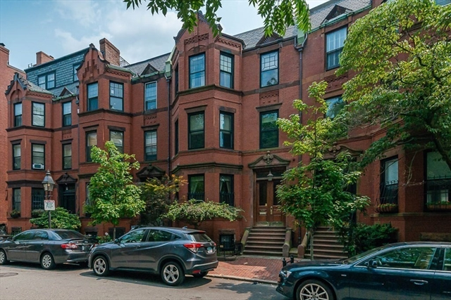 434 Marlborough Street Boston MA 02115