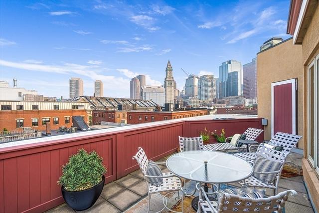 100 Fulton Street, Boston, MA, 02109, Waterfront Home For Sale