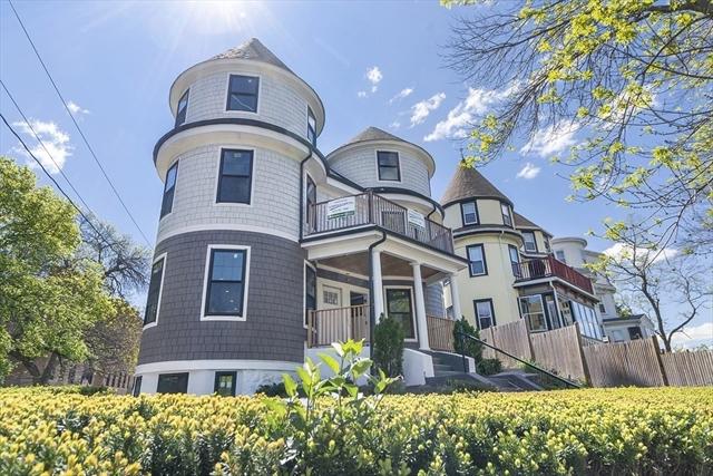 682 Blue Hill Avenue Boston MA 02124