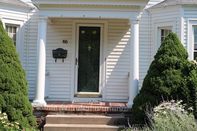 66 Westmoreland Avenue Longmeadow MA 01106