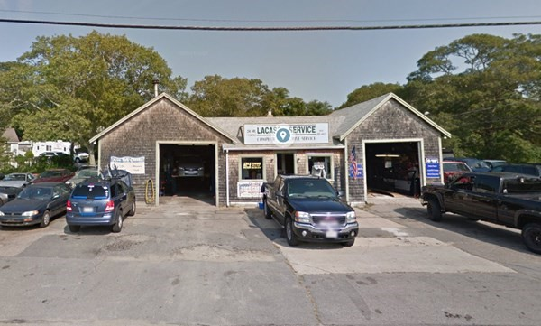 Opportunity! Own your own neighborhood service station, decades old, with lift in one bay. Underground Gas Tanks have been removed. 21E is on file since removal in 1999. Great location, walking distance to Onset Beach. Could possibly change the type of business or build residential with town approval.