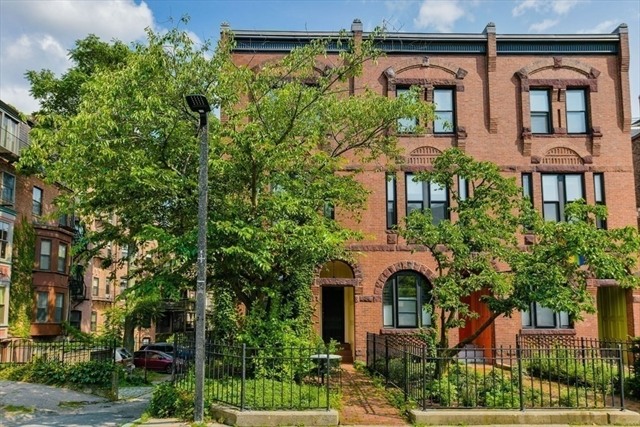 3 Claremont Street Boston MA 02118