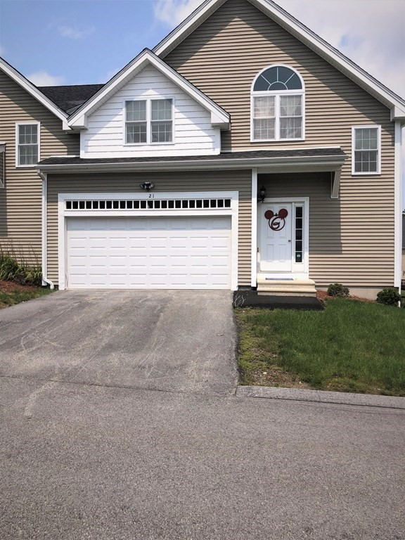 90 Fisher Road 21, Holden, MA 01520