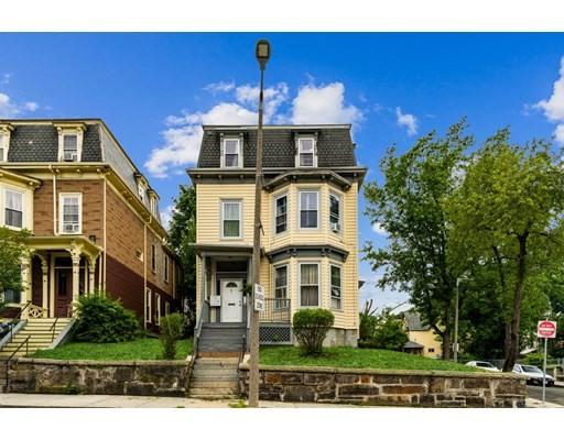 493 Warren, Boston - Roxbury, MA 02121