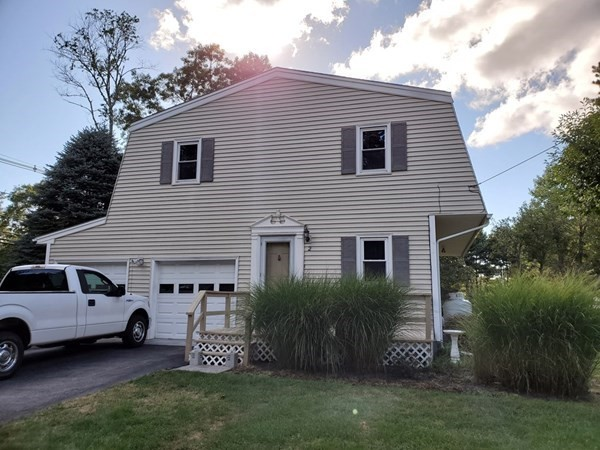 Nice big house with great possibilities, 2 car garage, hardwood floors, balcony upstairs, two decks, near highway access, come see lots of room and affordable