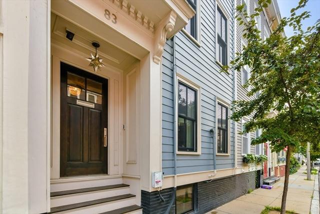 83 Russell Street Boston MA 02129