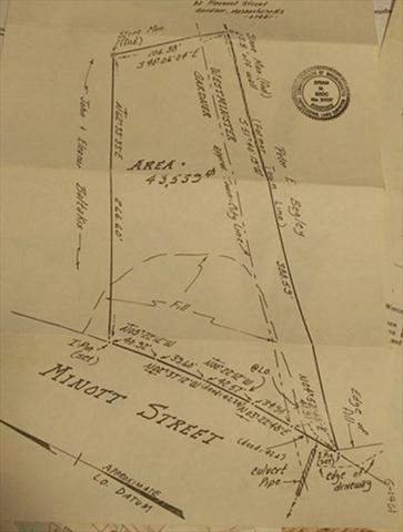 Lot 7 Minott Street Gardner MA 1440