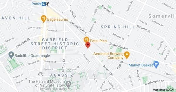 282 Beacon Street Somerville MA 02143