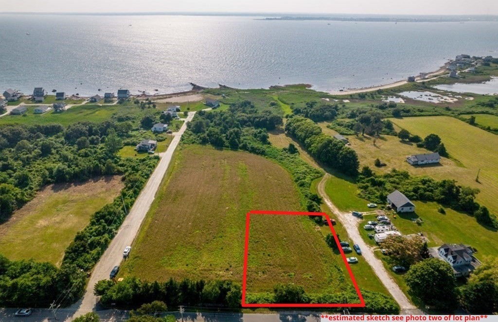 Build your dream home in the beautiful seaside town of Fairhaven! Water views all around with just a short walking distance to the beach. Land is already perked. House must go up on stilts.