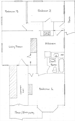 134 Brown Street Waltham MA 02453