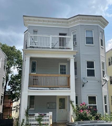 60 Percival Street Boston MA 02122