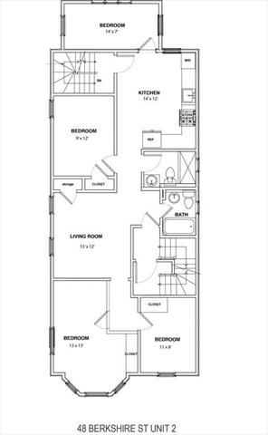 48 Berkshire Street Cambridge MA 02141