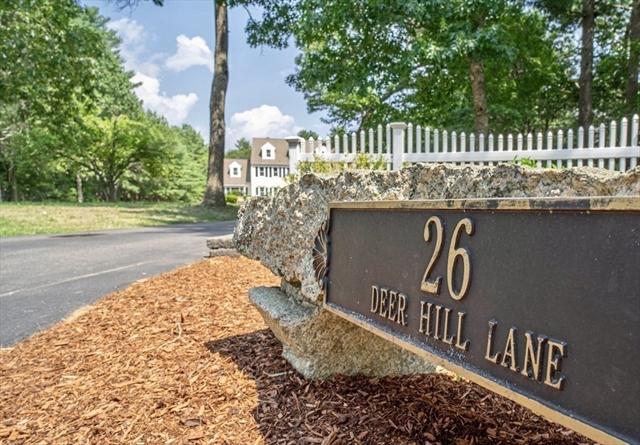 26 Deer Hill Lane Carver MA 02330