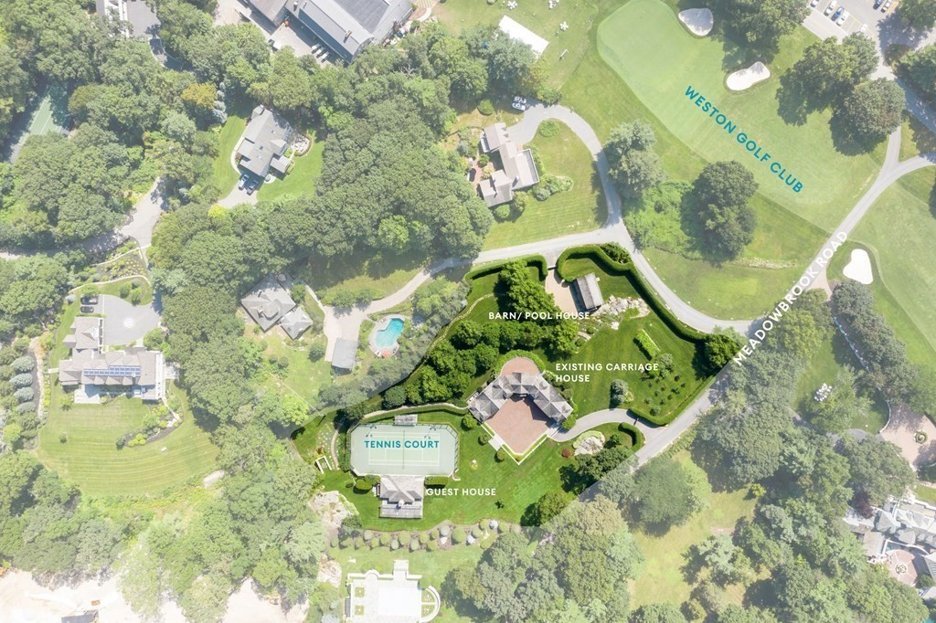 Photo of 297 Meadowbrook Rd Weston MA 02493