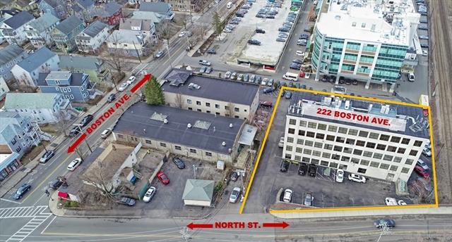 222 Boston Avenue Medford MA 02155