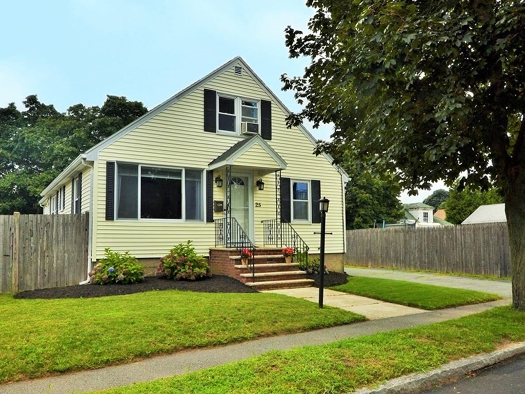 Home For Sale 25 Norfolk Avenue Peabody Ma