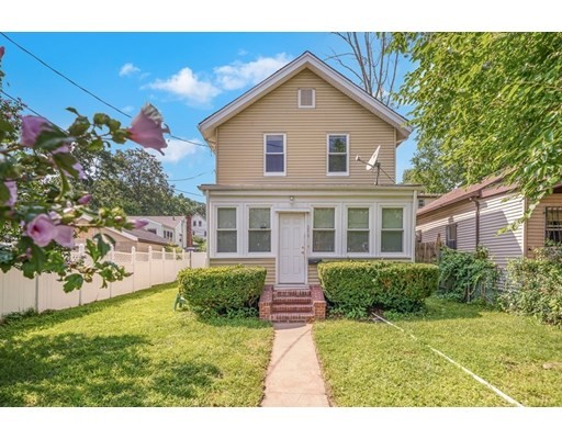 4 Beds, 1 Bath home in Boston for $509,900