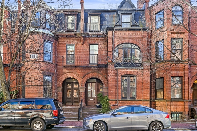 124 St Botolph Street Boston MA 02115