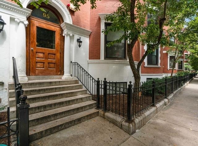 95 Gainsborough Street, Boston, MA, 02115, The Fenway Home For Sale