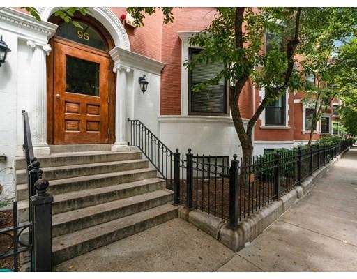 95 Gainsborough Street, Boston, MA 02115