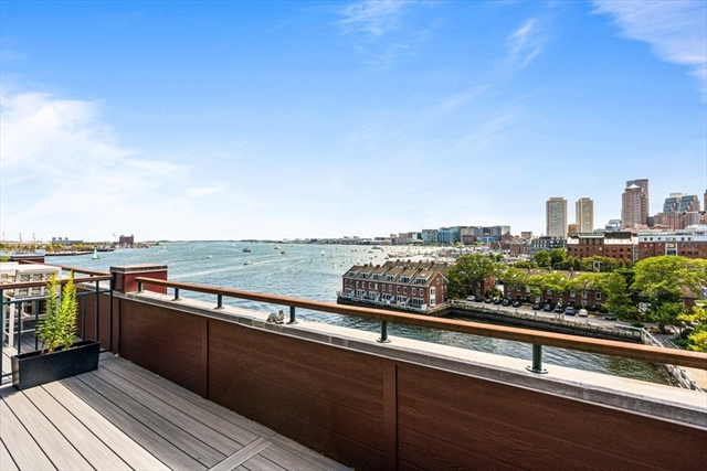 40 Battery Street, Boston, MA, 02109, Waterfront Home For Sale