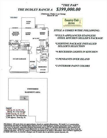 6 Country Club Boulevard Dudley MA 01571