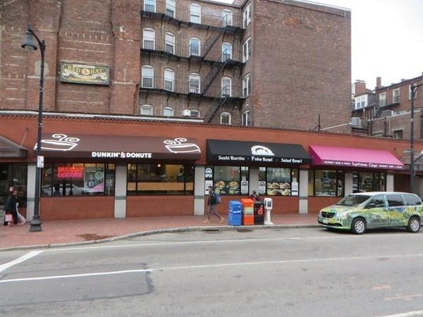 Cambridge Street Boston MA 02114