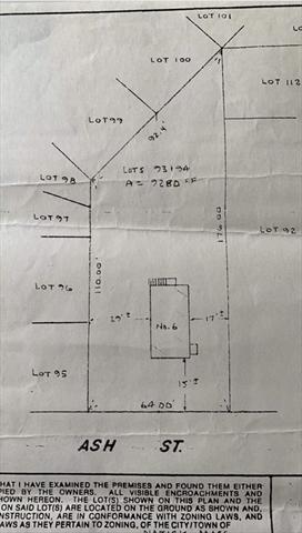 6 Ash Street Natick MA 01760