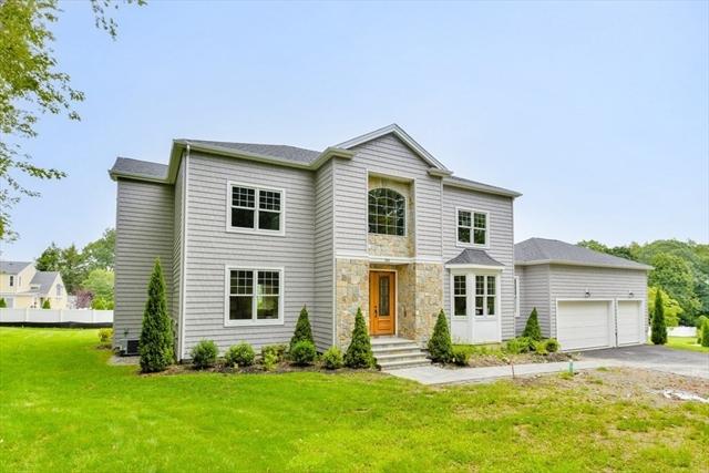 593 Blue Hill Avenue Milton MA 02186
