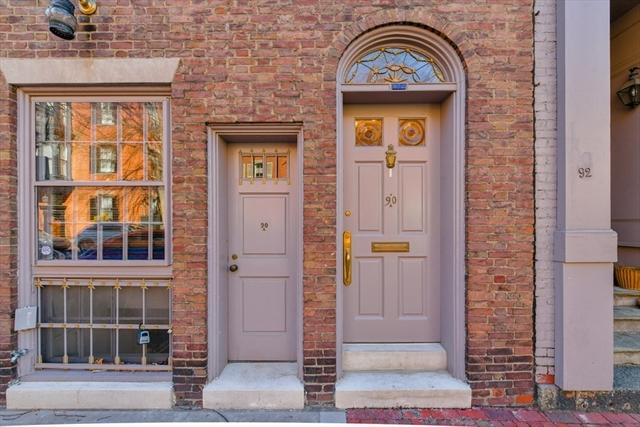 90 Chestnut Street Boston MA 02108