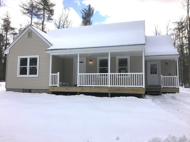 23 Bissell Road Chesterfield MA 1012