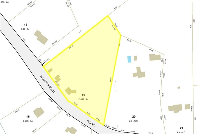 44 Northfield Road Lunenburg MA 01462