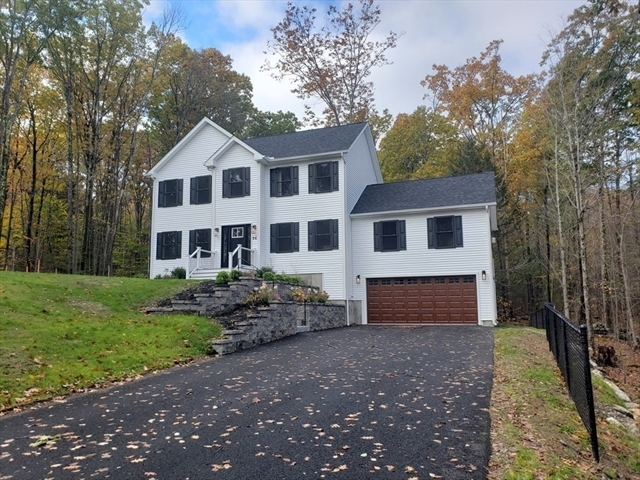 Lot 1 Overlook Road Westminster MA 01473