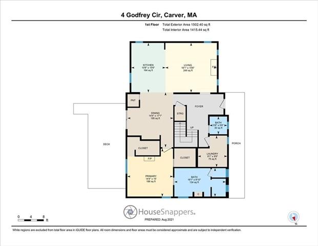 4 Godfrey Circle Carver MA 02330