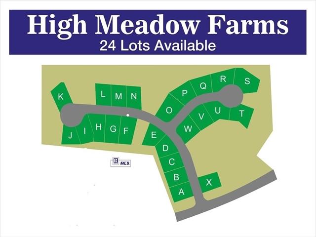High Bluff Rd (Lot G) Belchertown MA 01007