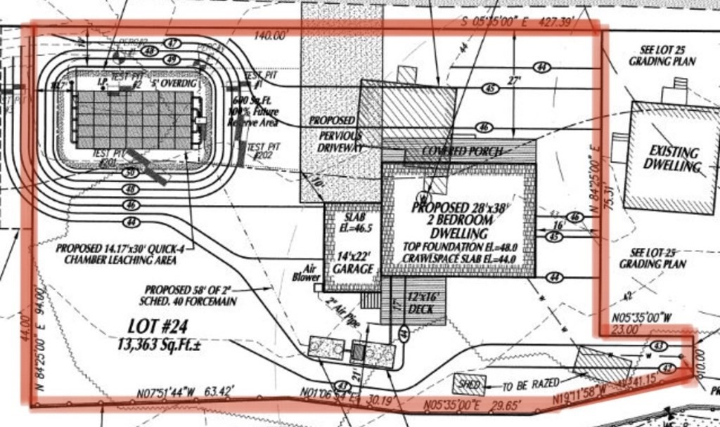 Looking for land to build your dream home? Check out this beautiful, ready to build lot on a dead end road! All engineering for building has been completed and approved by the town, including perc and septic plan for a 2 bedroom 1 stall garage home.  The lot is .31 acres and located in a secluded, quite neighborhood, abutting a town reservoir, as well as access to Keane River. A lot like this is a rare find in Acushnet! There is a second lot the could be sold as a package deal.