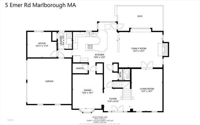 5 Emer Road Marlborough MA 1752