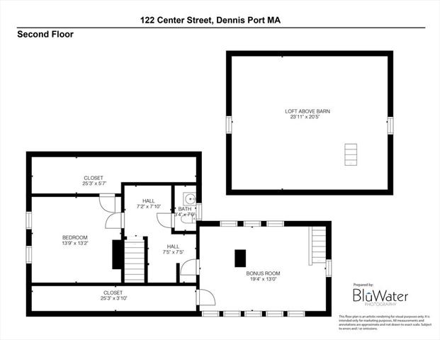 122 Center Street Dennis MA 02639