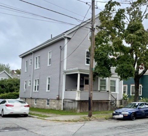 2 Family with delead certs on a corner lot with 1 car garage and off street parking. Large 3 bedroom apartments with hardwood floors. Coin op washer/dryer.2nd Floor will be vacant at closing $329,900