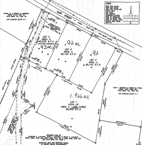 Lot 1 East Street Granby MA 01033