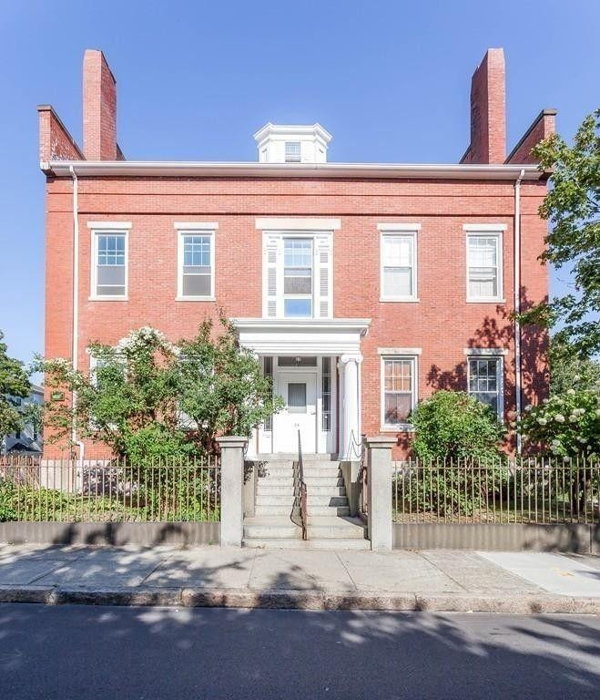 Super cute First Floor sunny and bright 1 bedroom apartment in Historic Downtown New Bedford with new high efficiency heat and air conditioning units ! ! This beautiful apartment features high ceilings, refinished original hardwood floors throughout, two decorative fireplaces, a large bedroom  and spacious living room, Large eat in kitchen with refrigerator, stove and dishwasher! New updated bathroom too!  Property features a garden area for tenants, a great sized yard, and laundry facilities. Live in a piece of history at the David Coffin House built in 1832.  A short distance to everything Downtown New Bedford has to offer including the Whaling Museum, the Zeiterion Theater, UMass & BCC downtown Campuses, popular restaurants, shops, art galleries, and island ferries. Be a part of the city's revitalization. First months and Last months rent required. Please supply credit report. Call today..won't last! Available September 1st !